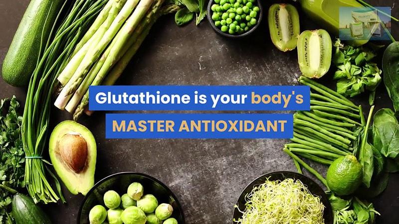 Glutathione có tác dụng gì?